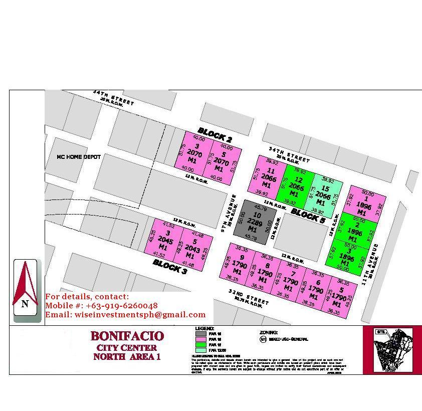 Fort Bonifacio Global City Lot VI