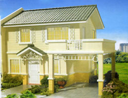 Camella Homes-Pamela