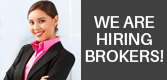 Hiring Commercial and Residential Brokers