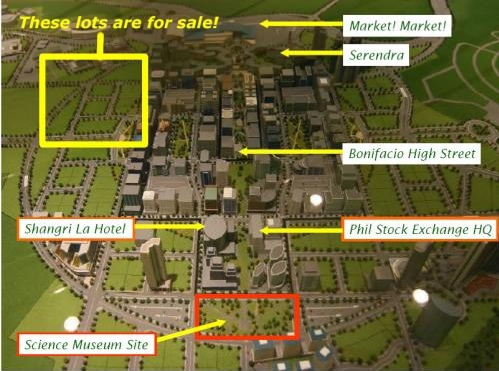 Fort Bonifacio Lots For Sale