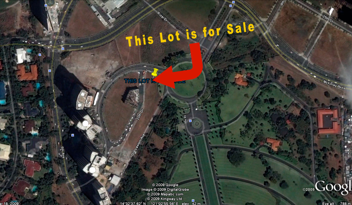 Fort Bonifacio Global City Lot III