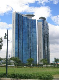 Pacific Plaza Tower