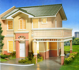 Camella Homes - Natalie